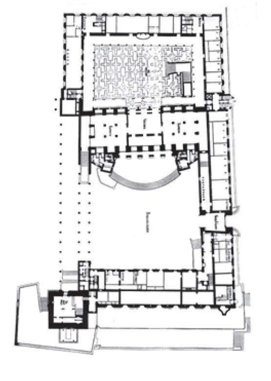 Stockholm City Hall Plan Gf Floor Plans Hall Flooring City Hall