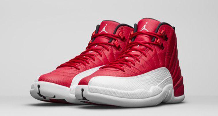"Air Jordan XII ""Gym red"""