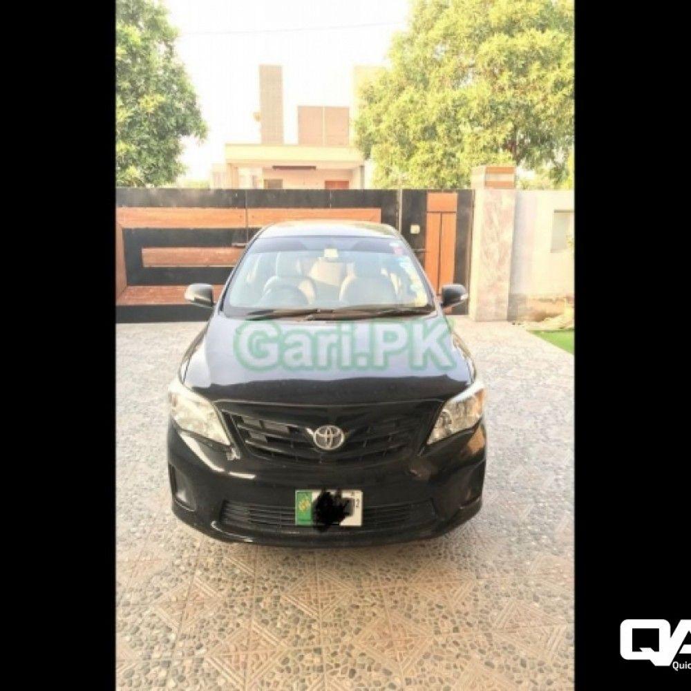 Toyota Corolla XLi VVTi 2012 for Sale in Lahore, Lahore