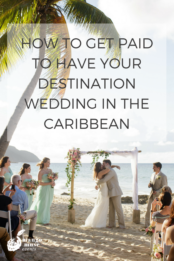 Get Paid to Have Your Destination Wedding in the US Virgin