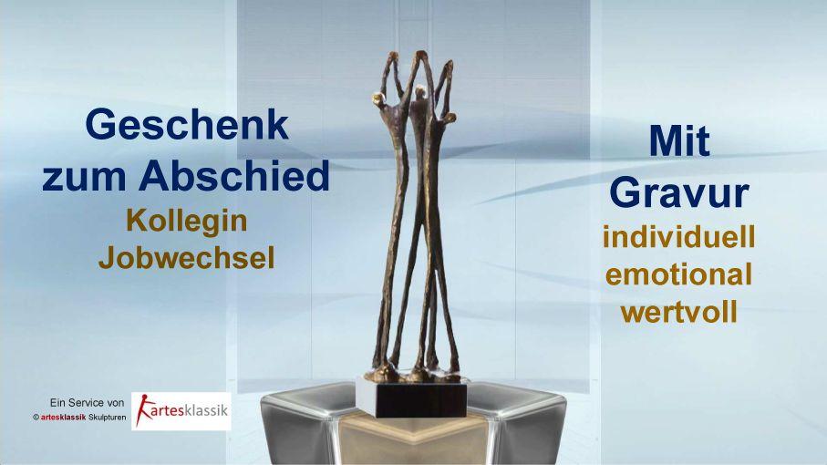 Skulptur Vereinte Zusammenarbeit In 2020 Geschenke Zum