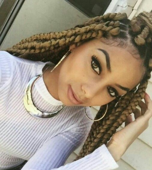 Thick Poetic Justice Braids