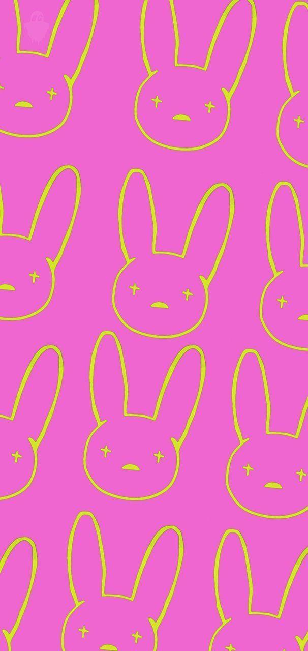 Bad Bunny Logo Wallpaper : bunny, wallpaper, Bunny, Wallpapers, IPhone, #iphonexwallpaperfullhd, #iphonexwallpaperhd1080p, #iphonexwallpaperh…, Wallpaper,, Iphone, Painting