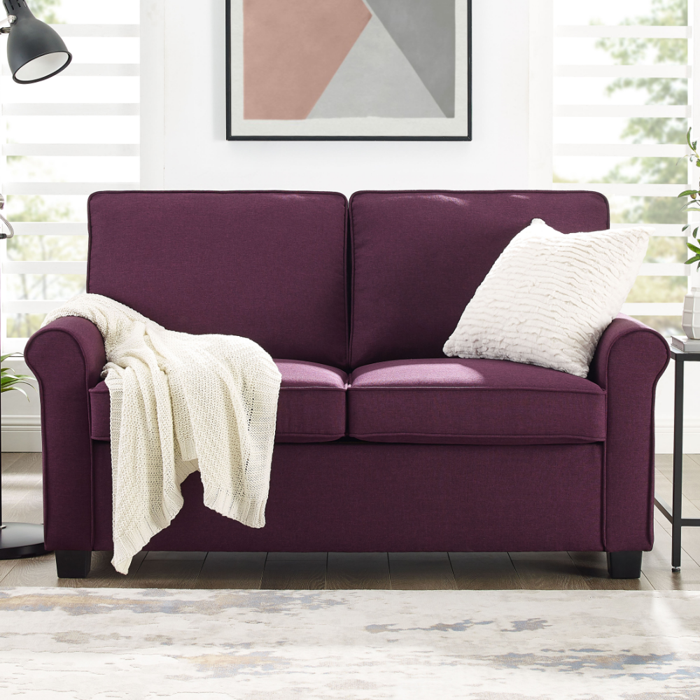 Home (With images) Loveseat sleeper, Love seat