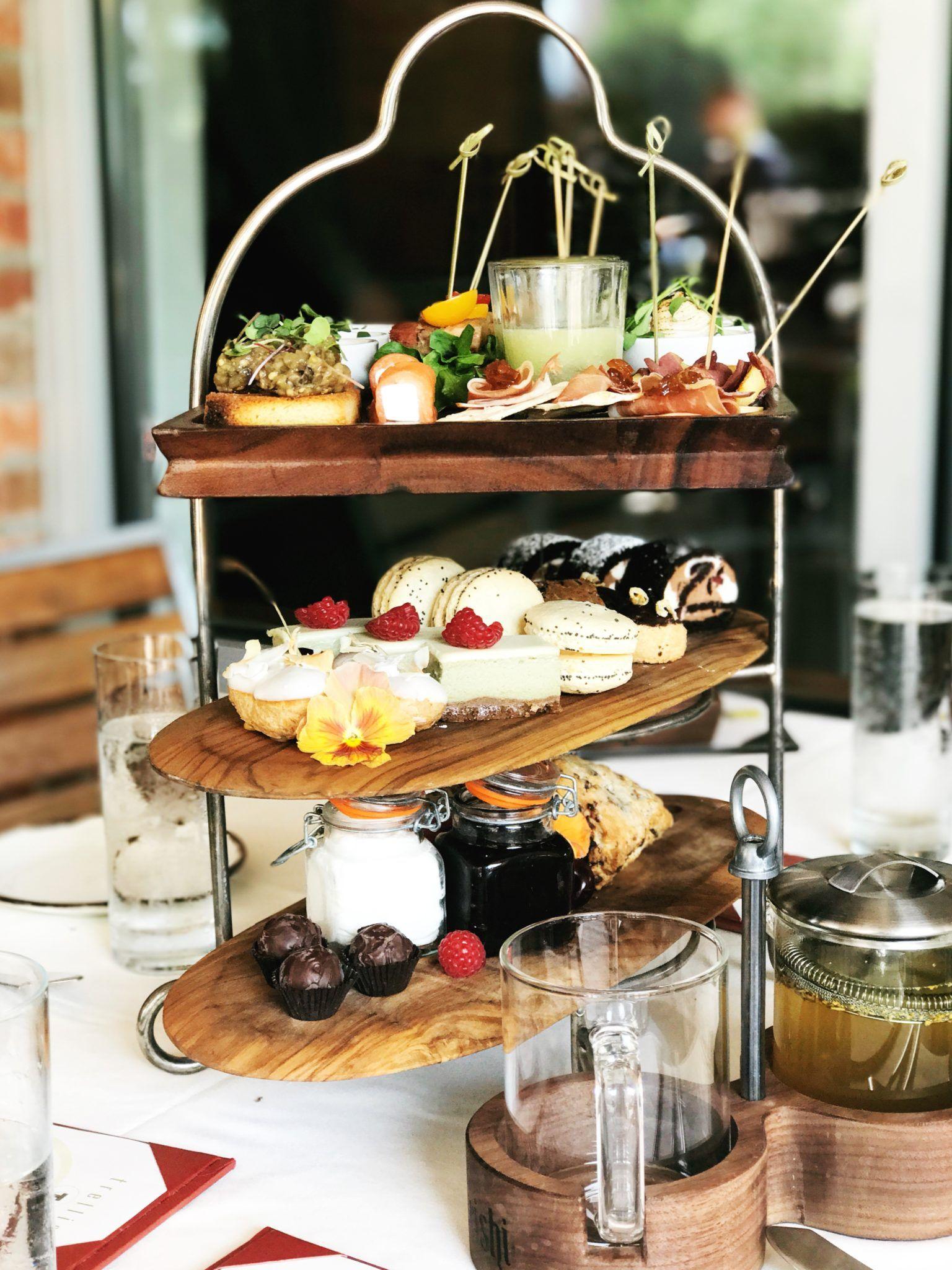High Tea at The Heathman Hotel OBSESSED BY PORTIA High