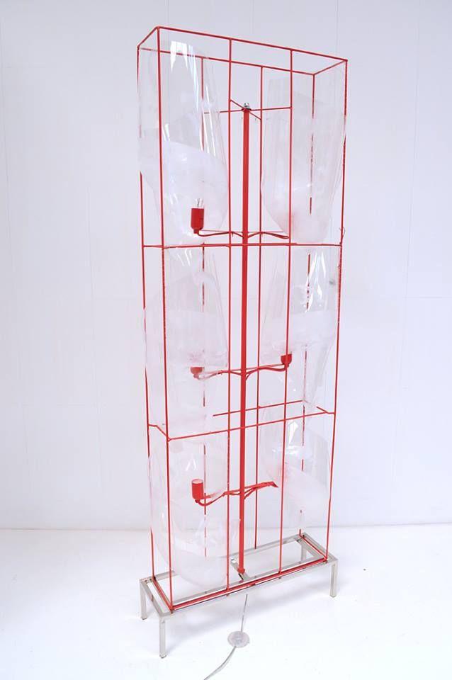 lampe pur e par atelier d 39 co solidaire r cup 39 cr ative. Black Bedroom Furniture Sets. Home Design Ideas