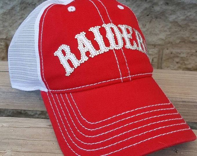 a8845d5e8c214 Custom bling team hats for moms with kids in sports by CapsbyKari ...