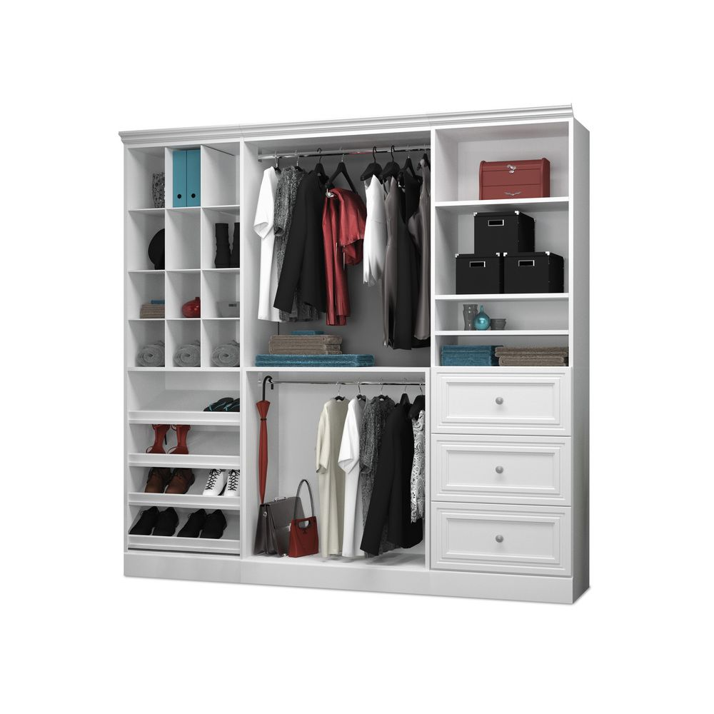 Versatile By Bestar 86 Inch Classic Kit   Overstock™ Shopping   Great Deals  On