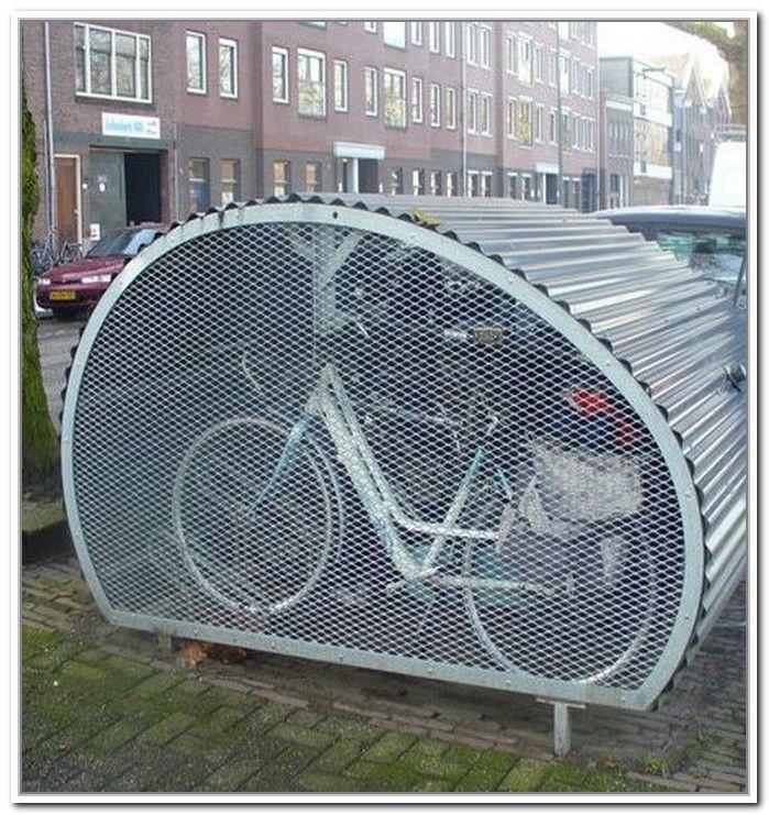 Outdoor Bike Storage Ideas