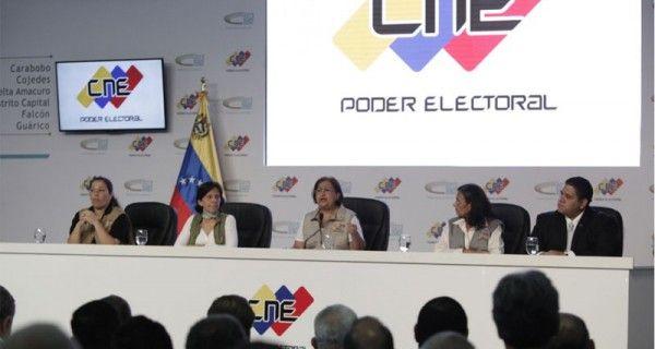 La tesis que gana terreno a lo interno del Consejo Nacional Electoral (CNE)…