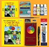 I Can Do All Things DVD Bundle, ages 6-10 from How Great Thou Art.  More teacher intensive than others, possibly.