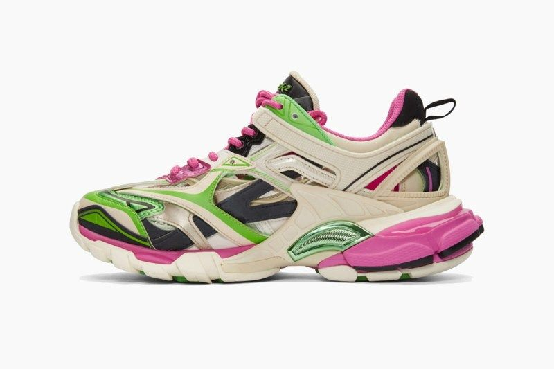 Sneakers white, Sneakers, Balenciaga