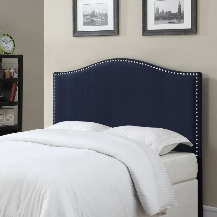 Lacrosse Upholstered Headboard Queen Upholstered Headboard Upholstered Headboard Blue Headboard