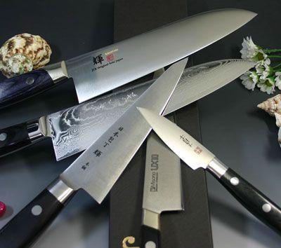 Japanese Kitchen Knife Sets