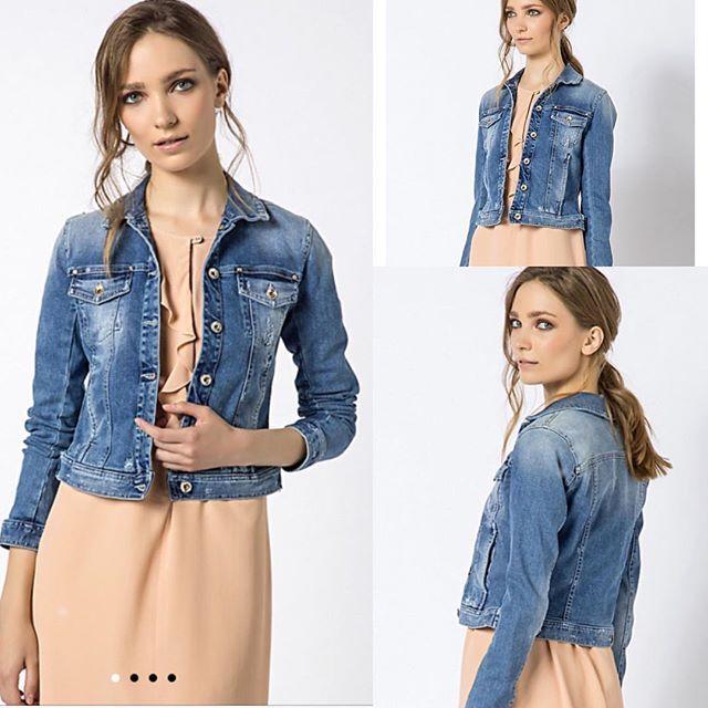 Patrizia pepe giacca jeans