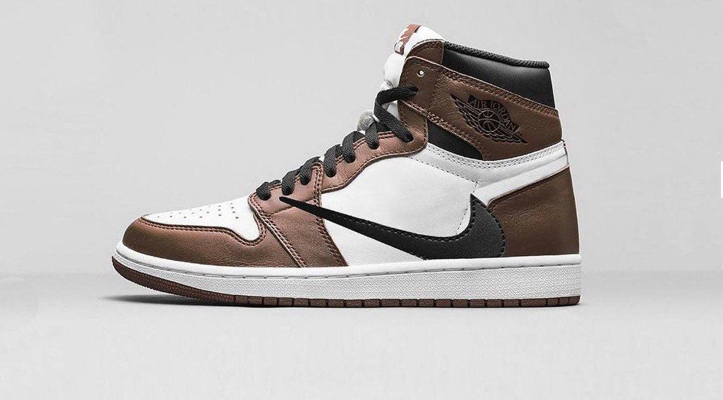 c6595edaa66 Travis Scott Air Jordan 1 (Credit IcySole)   Sneakers