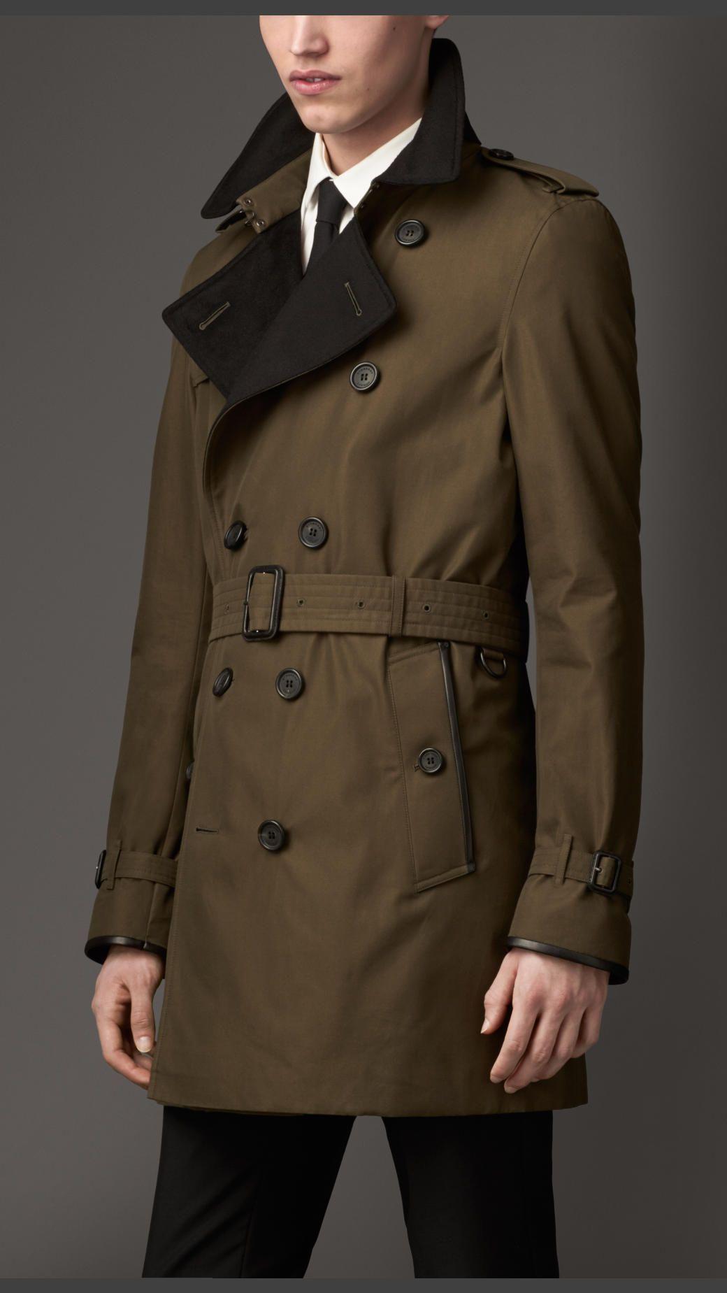 Trench Coats For Men Burberry Trench Coat Men Trench Coat Mens Winter Coat