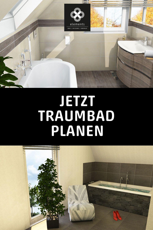 So Einfach Planst Du Dein Neues Bad Neues Bad Traumbad Badezimmer Planen