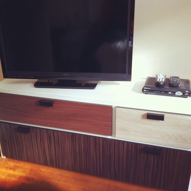 IKEA Odda 3-drawer chest with PANYLs popular Odda Hack-Pack (Apartment Therapy dubbed it the ...