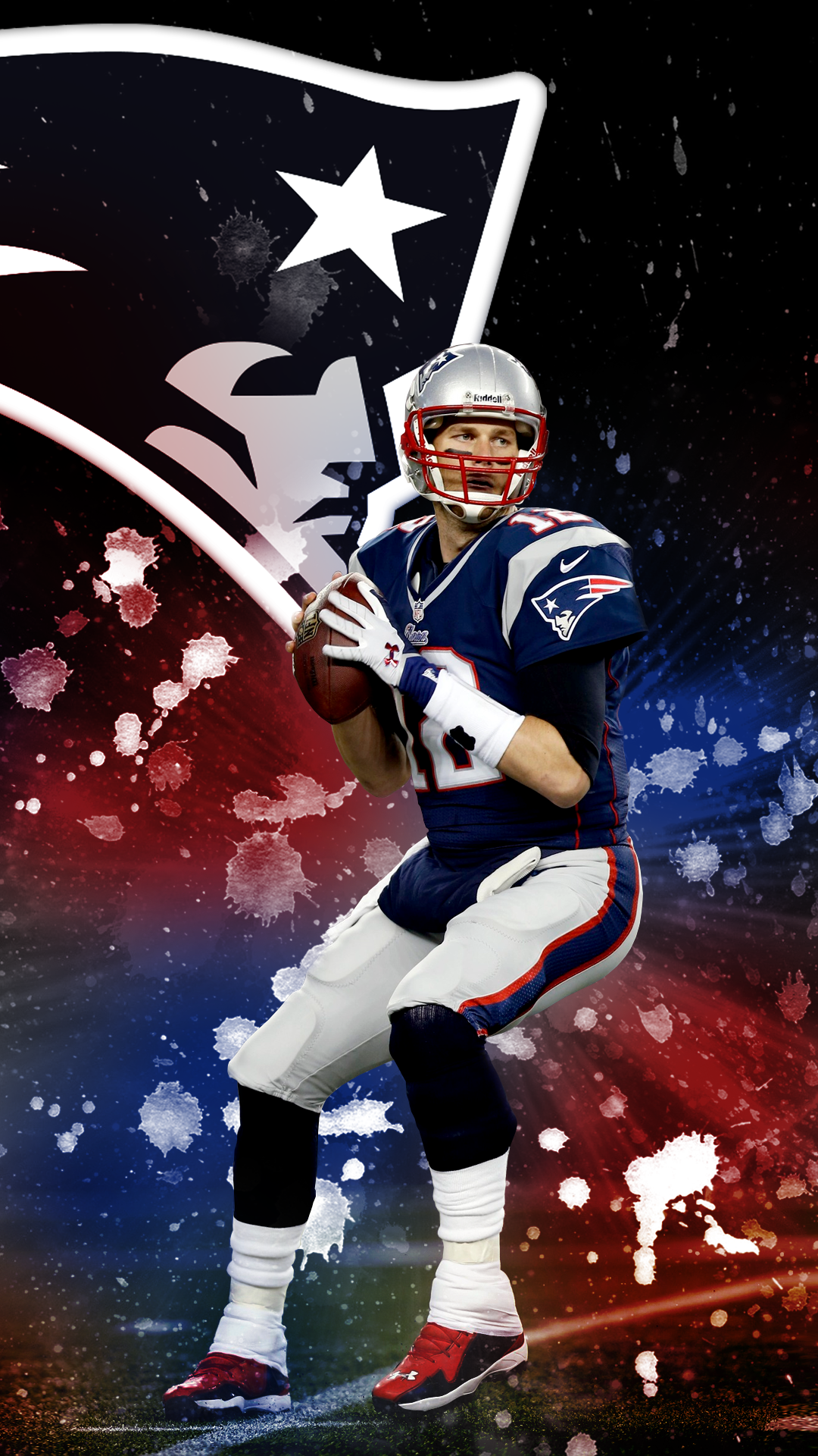 Patriots Background Image (With images) New england
