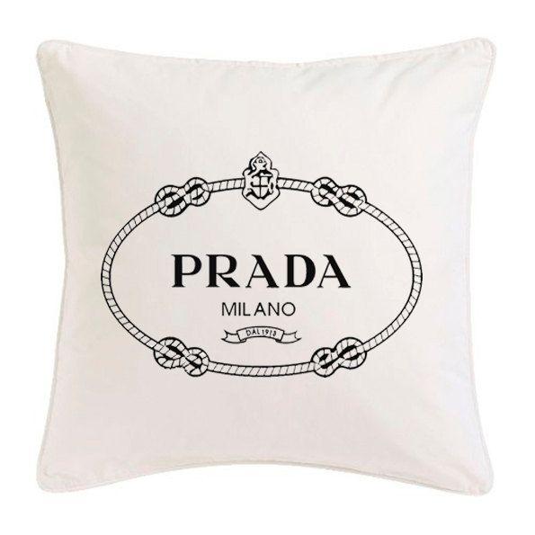 Prada pillow   Prada, Prada outlet