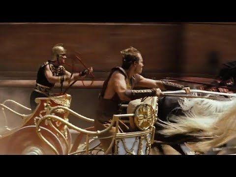 Ben-Hur (1959) - La carrera de cuadrigas (3/10) - YouTube #benhur1959 Ben-Hur (1959) - La carrera de cuadrigas (3/10) - YouTube #benhur1959
