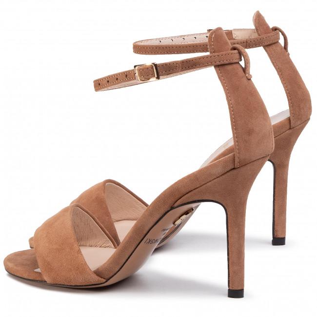 Sandaly Baldowski D02530 3436 005 Zamsz Rudy Nowy Szarfa Sandaly Eleganckie Sandaly Klapki I Sandaly Damskie Eobuwie Pl In 2020 Shoes Sandals Fashion