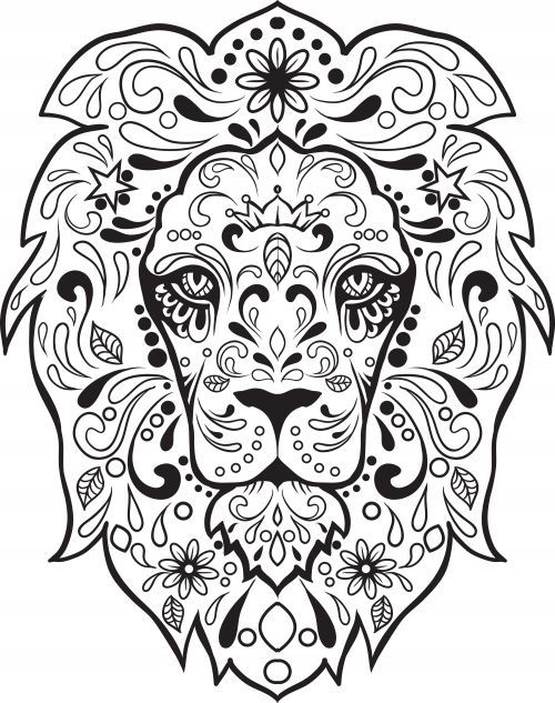 Image result for trippy printable coloring pages | Creative | Pinterest