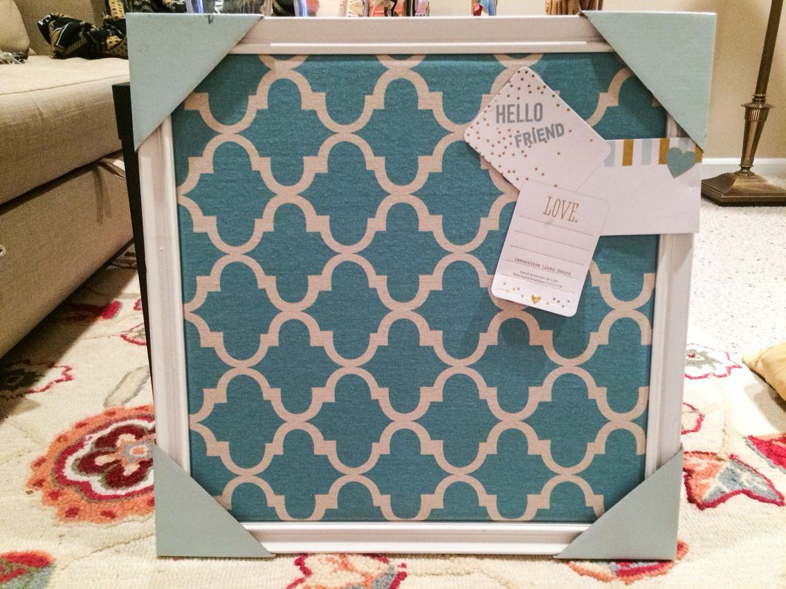 sheffield home decorative linen board ✅ tjmaxx find | nursery