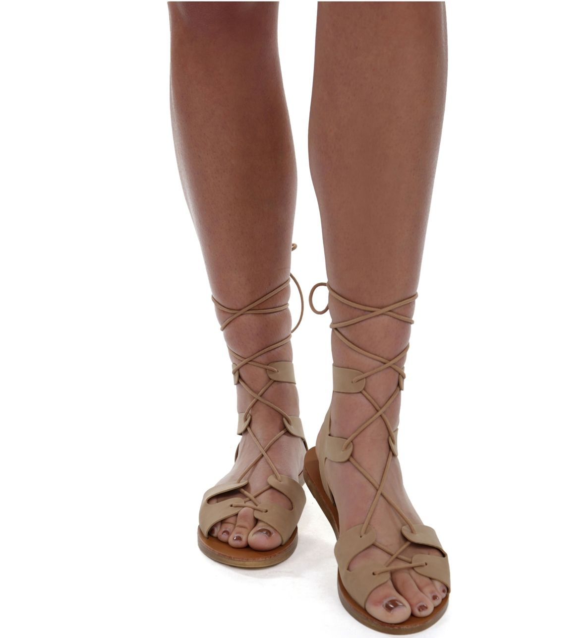 Natural Step On Trend Sandals