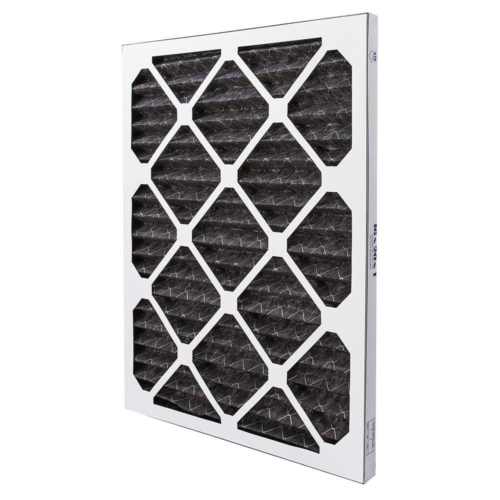 True Blue 20 In X 20 In X 1 In Pro Carbon Fpr 5 Pleated Air Filter 12 Pack Carbon Air Filter Activated Carbon Air Filter Air Filter