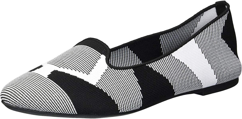f1bc5832a3dbb Amazon.com | Skechers Women's Cleo-Sherlock-Engineered Knit Loafer ...