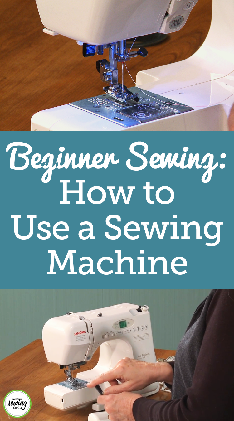 When buying a new sewing machine, you may decide to take classes on how to use that machine. However, if you purchase your machine on the internet or from a private seller, you may not have that option. In this video, ZJ Humbach shares some basic tips on how to use a sewing machine and how you can get started with a new machine.