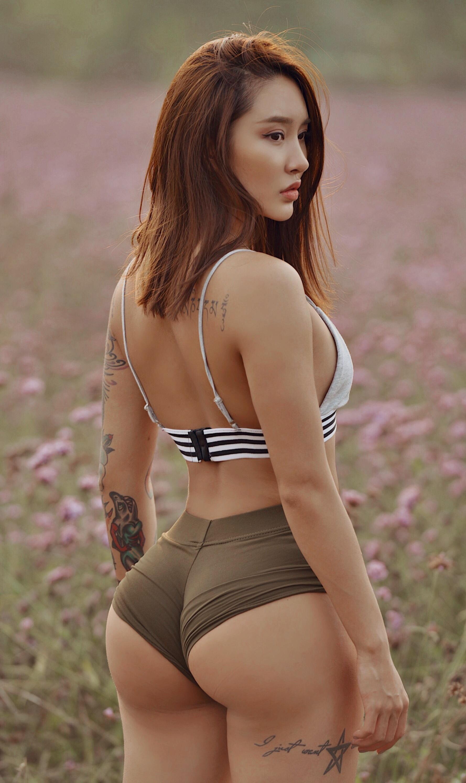 Hot ass asian pics