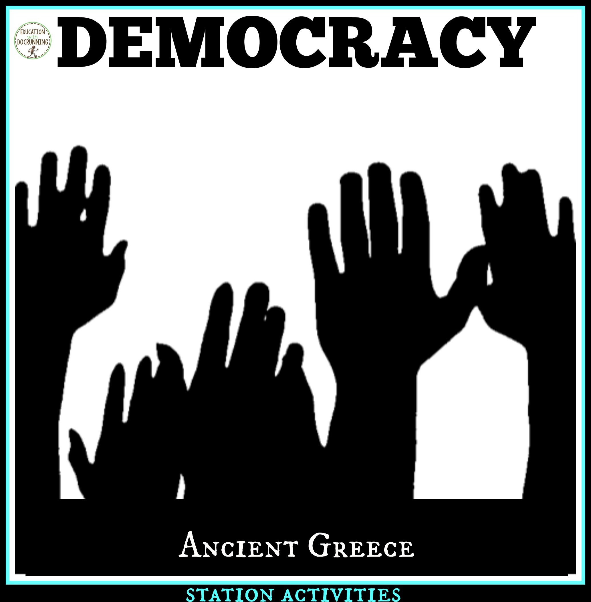 Ancient Greece Activity Government And Democracy
