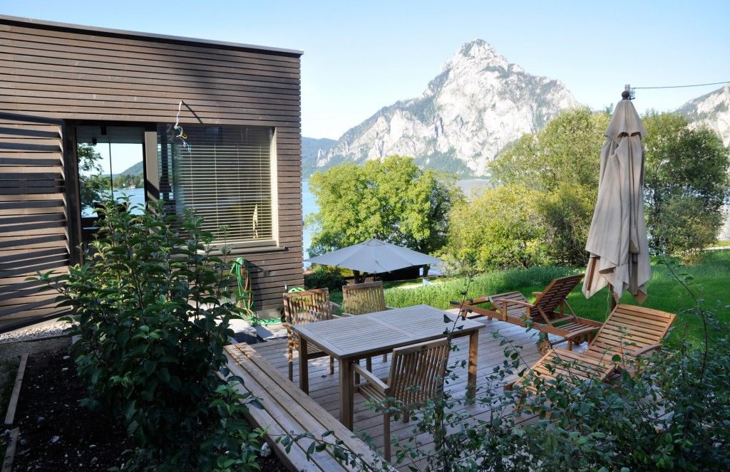 Ferienwohnung direkt am See,SEE 31_Ferienlofts am Traunsee