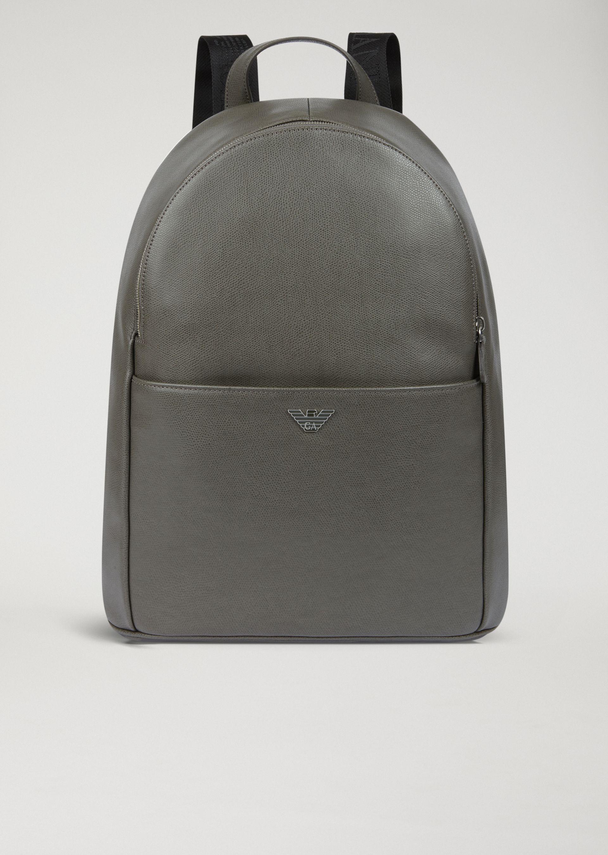 2f345a06fd7 EMPORIO ARMANI Backpack.  emporioarmani  bags  backpacks