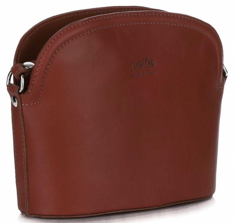 klasické kožené kabelky listonošky hnědá Recenze  59989d7f26e