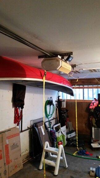 Hanging Canoe Storage Kayak