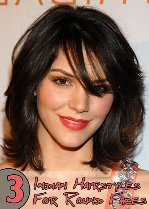 50 Indian Hairstyles For Round Faces Indian Hairstyles Rounding