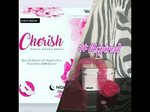 The Power Of Absorbency Cherish Sanitary Napkins By Nspire Network