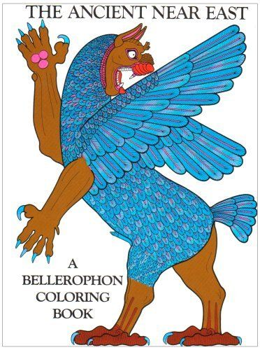 Ancient Near East Coloring Book By Bellerophon Books Http Www Amazon Com Dp 0883880024 Ref Cm Sw R Pi Dp Oud4rb01 Ancient Near East Coloring Books Ancient