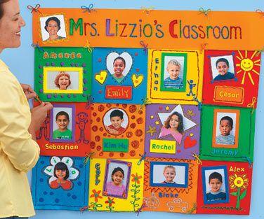 Classroom Quilt | School Age Summer | Pinterest | Foam letters ... : classroom quilt ideas - Adamdwight.com
