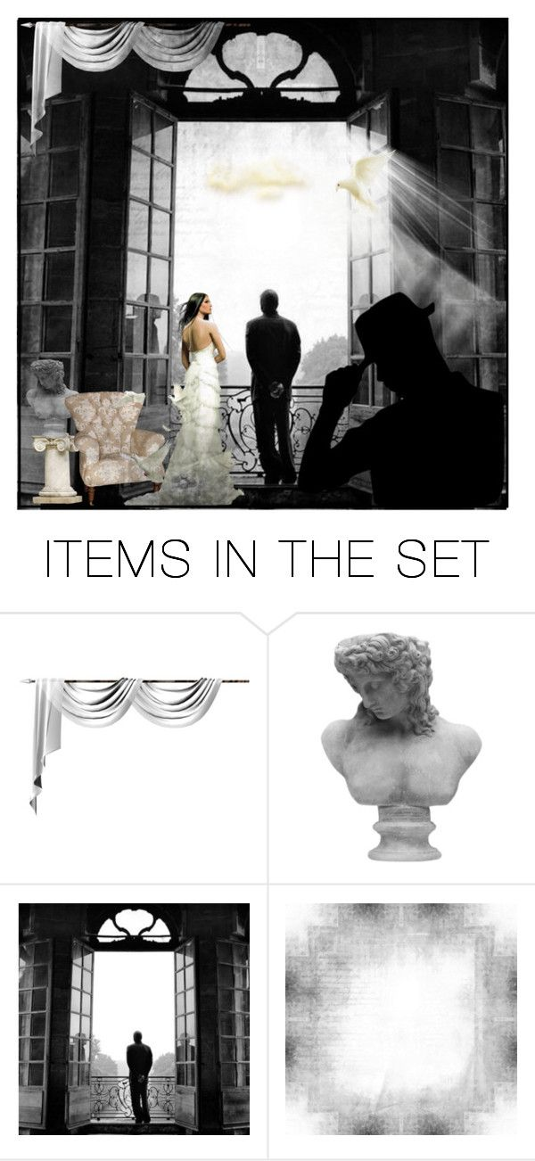 """I'm sorry , but he is waiting for me..."" by wildnature ❤ liked on Polyvore featuring art"