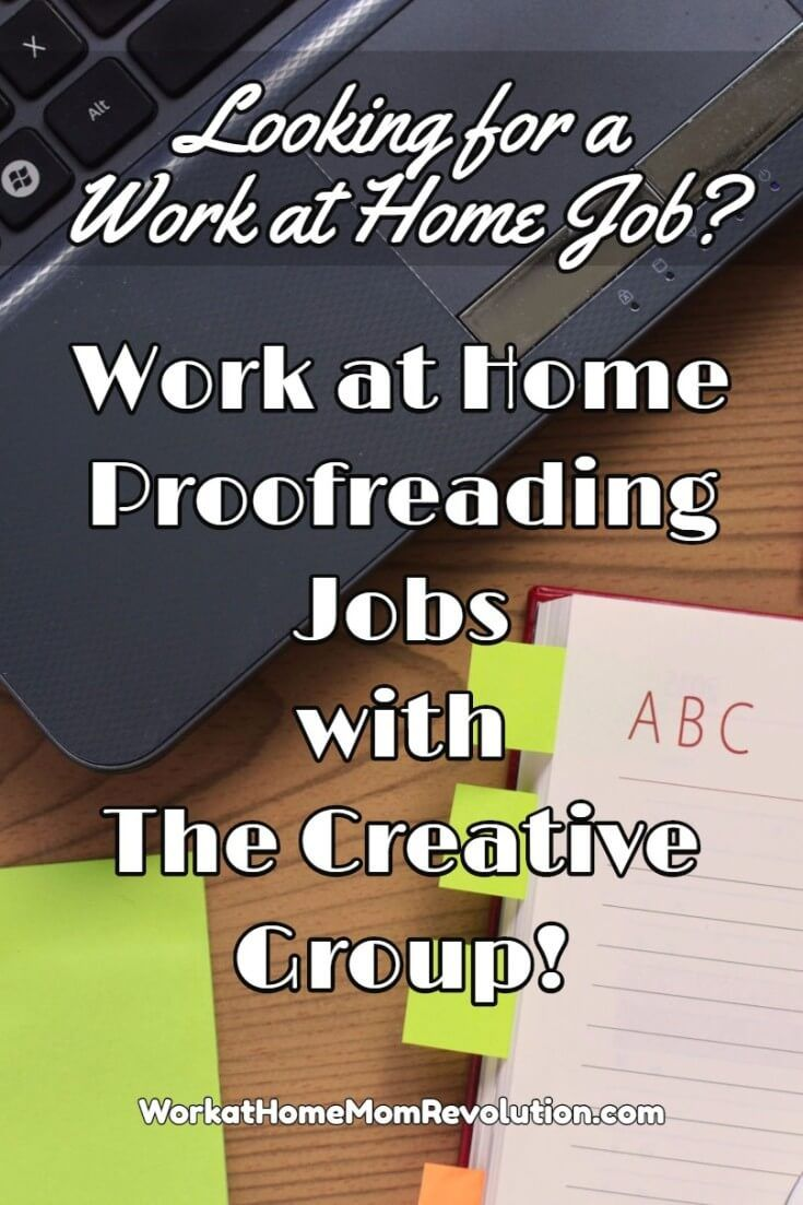 Part time proofreading jobs from home