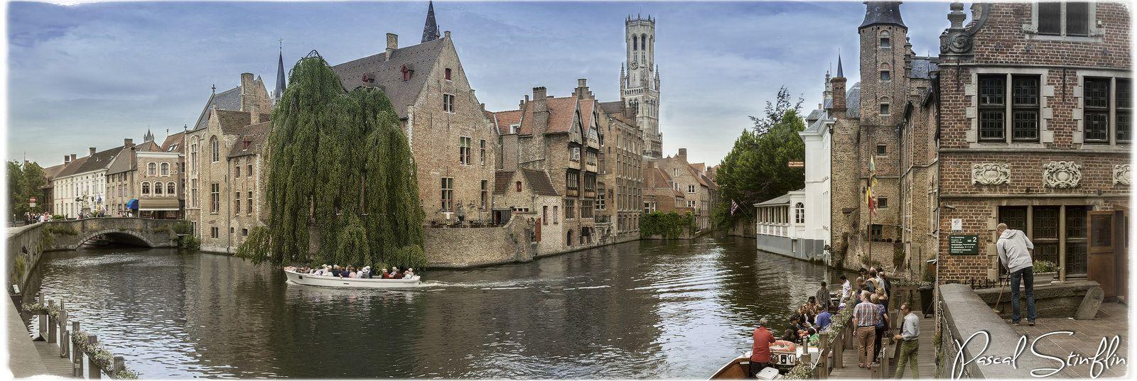 Brugge Panorama I | por STINFLIN Pascal