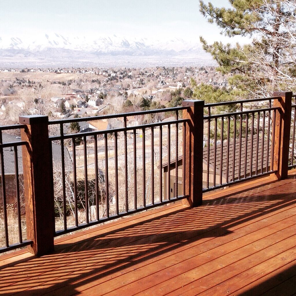 City of Sandy in 2019 | Balcony railing, Balcony railing ...