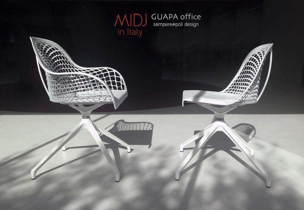 Tavolo Midj ~ Guapa office sempere poli design for midj midj it