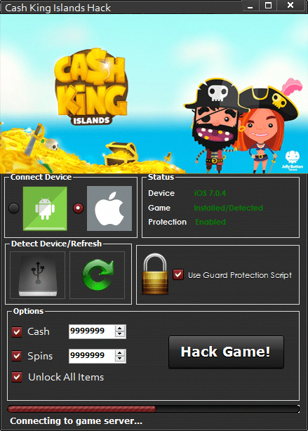 Money King Islands Hack iFunbox Tool Cydia iPhone iPad