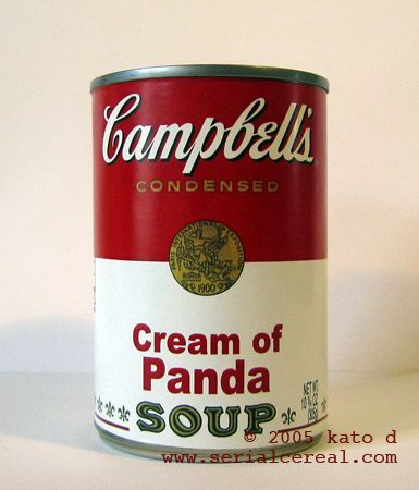 Image result for panda soup
